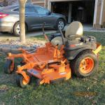 2014 Commercial Riding Mower Skag Tiger Cat 4...
