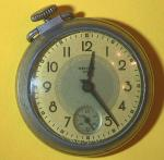 Vintage pocket watch, complete, non functiona...