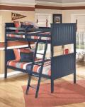 Signature Design by Ashley Leo Bunk Bed Slat...