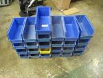 Acrobins Stackable Plastic containers/organiz...
