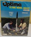 Estes / Flying Model Rocket / nearly 4 ft tal...