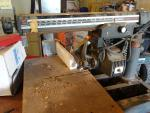 Sears 10Inch Radial Arm Saw  16Inch Stroke  1...