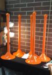 `Mr. Chain Plastic Stanchions   Quantity: 5  ...
