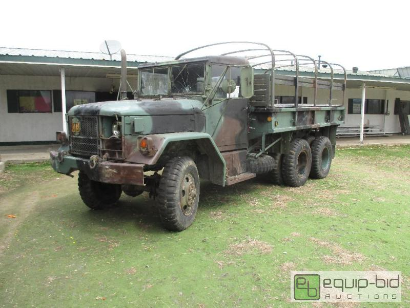 1979 Jeep Deuce and a Half Military Veicle | Grandview