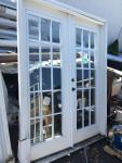 "60"" x 80"" exterior patio door..."
