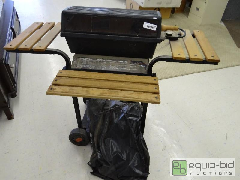 Sunbeam Electric Patio Master Grill With Cove North Wichita