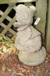 Vintage Disney's Donald Duck Pebblestone Yard Art Character