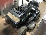 "YARD MACHINES 16.5 HP 42"" RIDING MOWER"