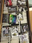 Large box of state baseball cards very unique...