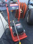 Troy built power washer...
