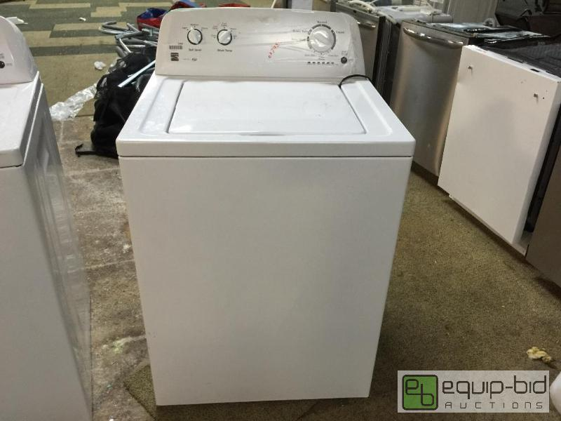 Kenmore 3 3 Cu Ft Top Load Washer White South Kc