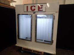 Leer Indoor/Outdoor Ice Merchandiser