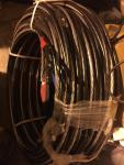 Large 250 foot roll of electric drop wir...