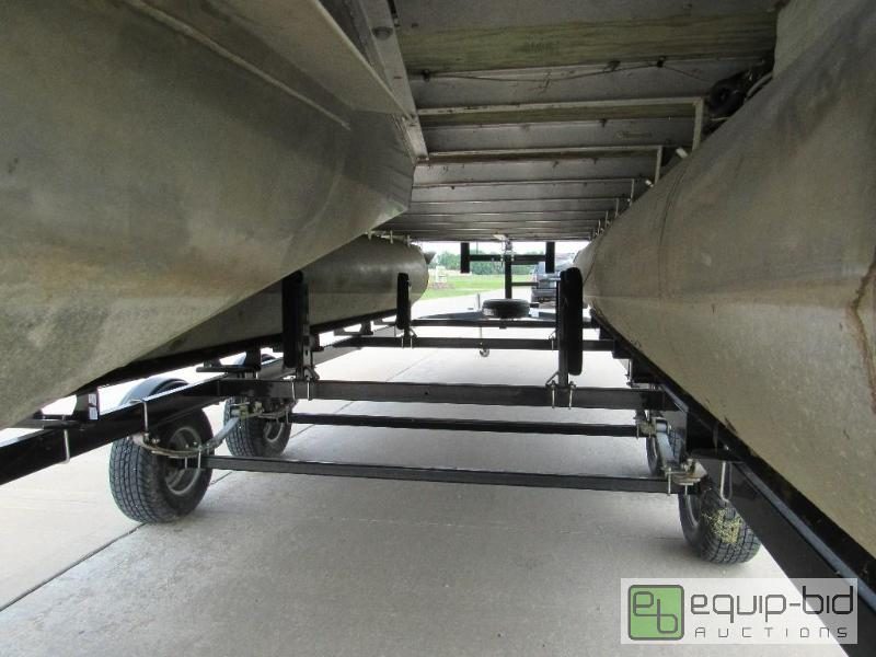 2007 suncruiser by lowe trinidad 220 22 39 pontoon boat for Pontoon boat without motor for sale