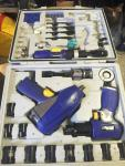 Kobalt Air powered tool kit as pictured with ...