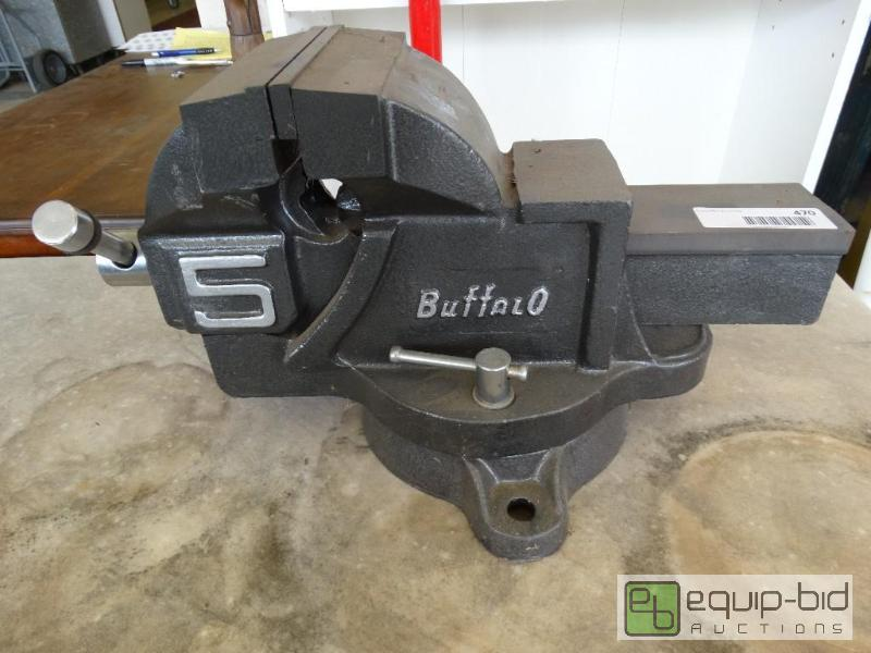 Large New Buffalo Bench Vice Priced 259 99 North Wichita