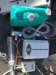 Complete water system for mobile food unit li...