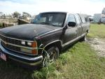 1988 Chevy 1500 extended cab truck.  Long bed...