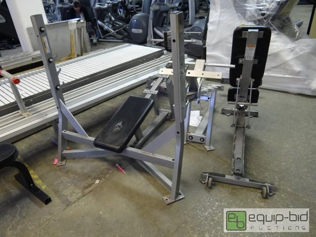 Set Of Incline And Decline Bench Set Ft Riley Outdoor Exercise And Recreation Sale Location