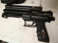 Delta 68 Paintball Pistol sidearm for when your main paintball gun runs out of a...