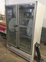 Universal Nolin Glass Front Merchandiser Freezer Model ULG5080-2  Item Located...