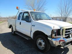 SELLS ON APPROVAL  2003 Ford F350 Pickup Truc...