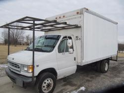 SELLS ON APPROVAL  2001 Ford E450 Super Duty ...